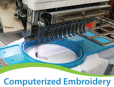 Computerized Embroidery